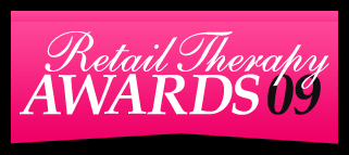 Leeds Guide Retail Therapy Awards 2009