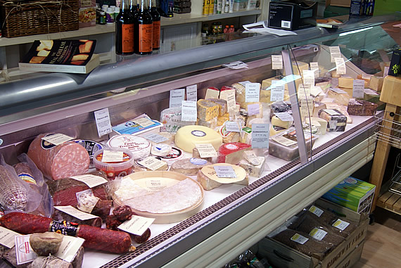 Cheese Deli Counter Leeds
