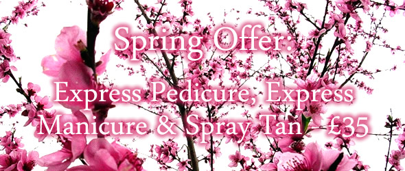 Manicure Pedicure Spray Tan Leeds