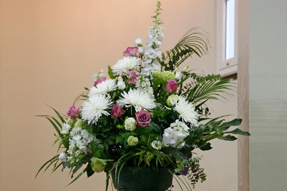 Wedding Flowers - Church