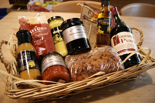 Yorkshire Gift Hampers