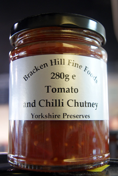Bracken Hill Chutney