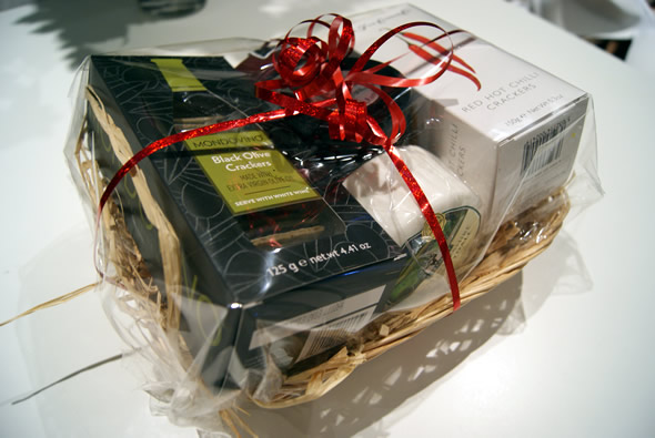 Cheese Hampers available at Millies Leeds