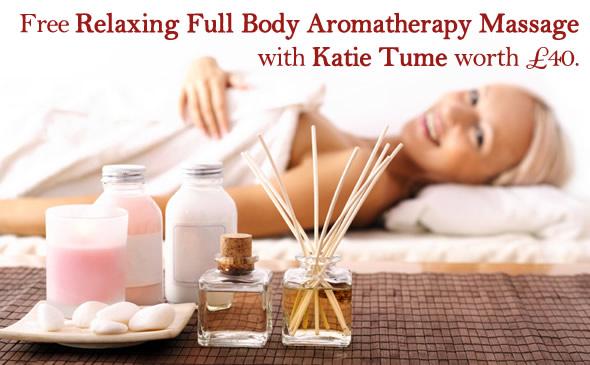 Aromatherapy Massage Leeds