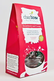 Charbrew Strawberry and Cream