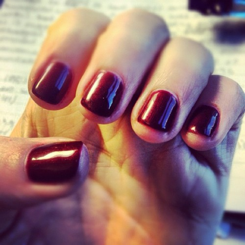 Shellac Nails Leeds