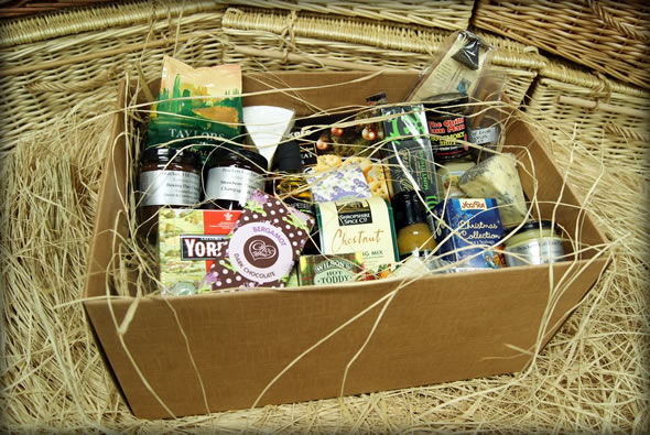 We're proud to be supporting so many Yorkshire producers with this Yorkshire Hamper