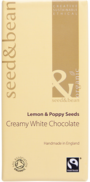 Organic Fairtrade Lemon & Poppy Seeds