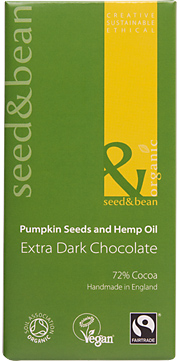 Organic Fairtrade Pumpkin Seeds