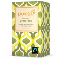 Pukka Lemon Green