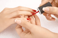 Manicure Half Price Offer