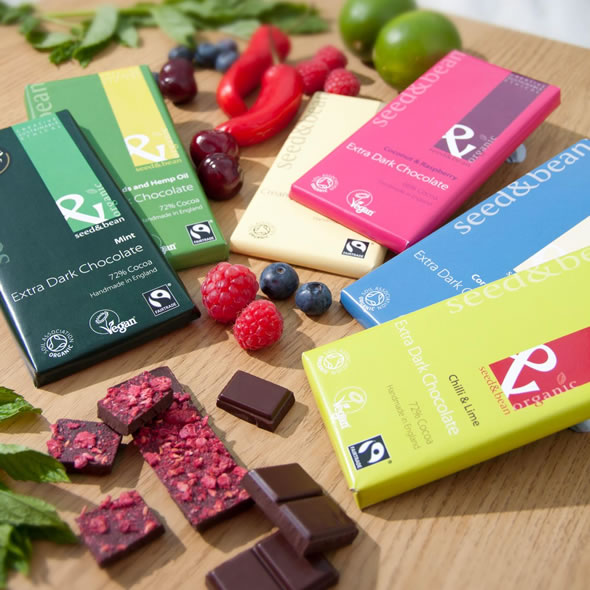 Seed & Bean Chocolate