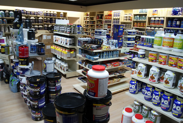 Sports Supplements available at Millies Leeds