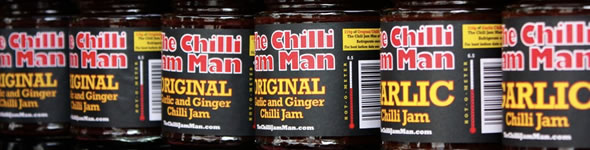 Chilli Jam Man Leeds