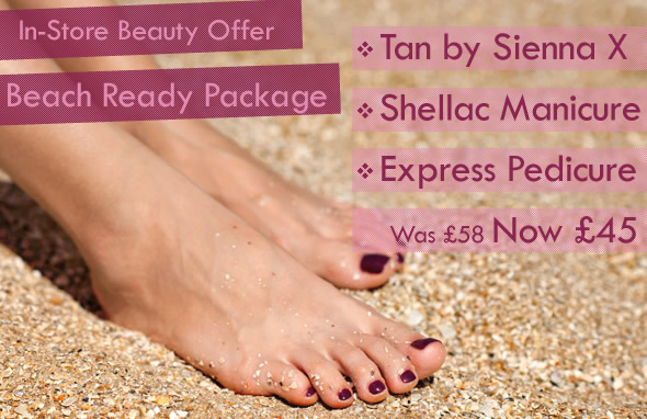 Beach Ready Package