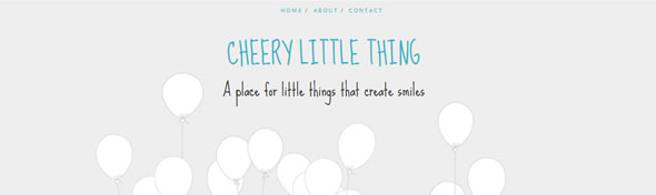Cheery Little Thing