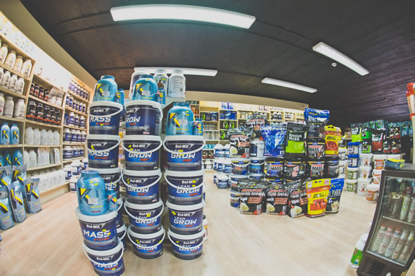 Protein Store Leeds City Centre