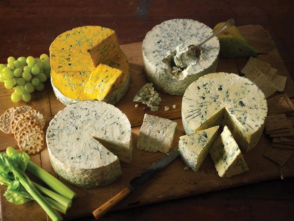 Shepherds Purse Cheese
