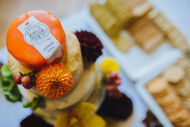 Cheese Wedding Cake Leeds