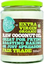 Lucy Bee Extra Virgin Coconut Oil