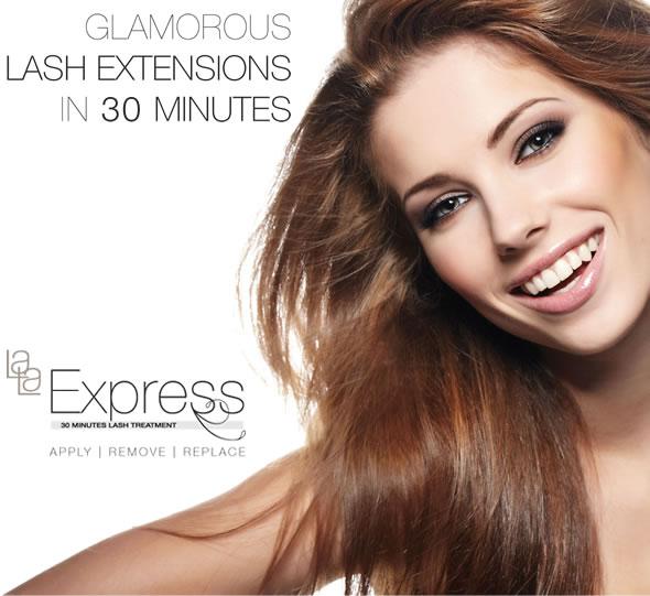 La La Express - 30 Minutes Lash Treatment