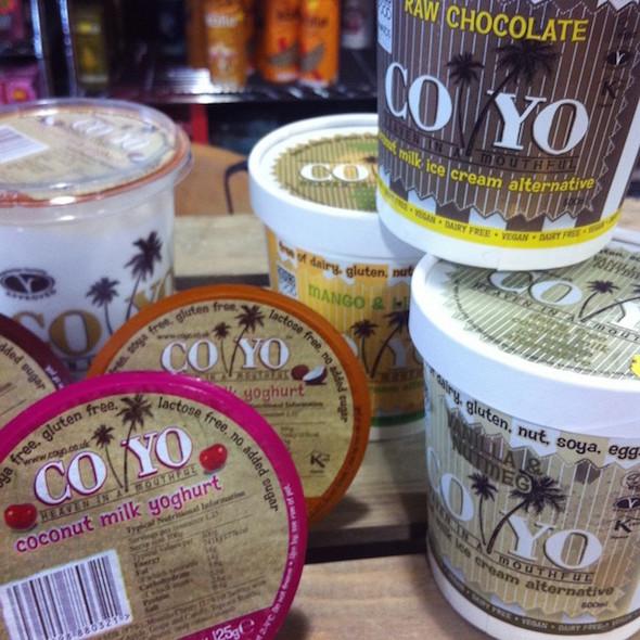COYO Ice Cream Yogurts