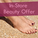 [Expired] In-Store Offer: Beach Ready Package – Save Over 20%