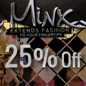 [Expired] 25% Off Minx Pedicure