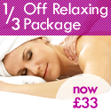 [Expired] Exclusive Offer: 1/3 Off Prescription Facial & Back Massage