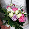 Wedding Flowers From Brian's Florist, Leeds Market